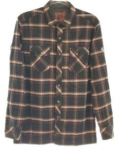Kuhl Men's Western Plaid Shirt S